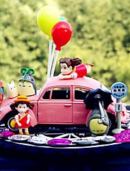 Diy ornements automobiles modèle de voiture de coléoptère pendentif voiture de parfum&Ornements en plastique