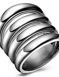 Settings Ring Luxury Euramerican Fashion Elegant Noble Multilayer Birthday  Business Movie Gift Jewelry