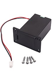 9V Battery Box Battery Case For Electric Guitar Bass