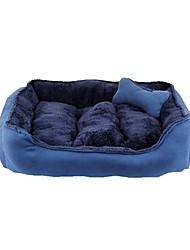 Собака Кровати Животные Корзины Кофейный Красный Синий Хаки Цвет отправляется в случайном порядке