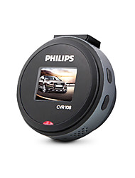 Philips CVR108/93 1080p 130 angle  Car DVR  1.4 inch Screen Dash Cam Night Vision