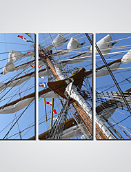 Canvas Print A Mast Picture Print on Canvas for Decoration Ready to Hang