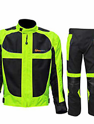 Riding Tribe JK-21 Motorcycle Set Riding Clothing Set Men & Women Racing Suit Drop Waterproof Motorcycle Clothes