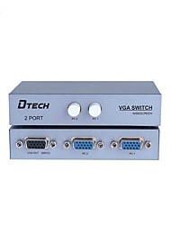 VGA Сплиттер, VGA to VGA Сплиттер Female - Female