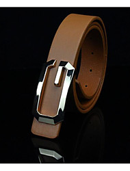 Men's Alloy Waist Belt,Dress Shoes