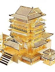 Building Model DIY Assembled Toys Tengwangge 3D Stereoscopic Metal Model MX7231-0071