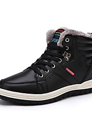 Plus Size 39-48 Men Warm Boots Winter Snow Boots Keep Warm