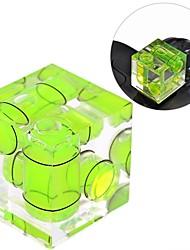 Башмак для обуви, трехуровневая опора для обуви, тройной уровень пузыря для цифровых камер и цифровых камер dsrl canon nikon