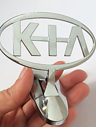 Voiture automobile standard capot métal trois dimensions véhicule standard pour kia