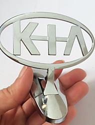 Automotive Car Standard Hood Metal Three-Dimensional Vehicle Standard for KIA