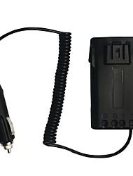 Neue Auto-Ladegerät Batterie Eliminator Adapter für wouxun Radio kg-uvd1p kg-uv6d