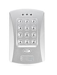 Интеллектуальный контроллер доступа к водонепроницаемости для 2000 пользователей поддерживает 125 кГц / 13,56 МГц