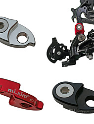 mi.Xim MTB Mountain Bike Road Bicycle Rear Derailleur Hanger Extension Mountain Frame Gear Tail Hook Extender