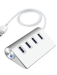 4 ports Hub USB USB 3.0 Maintien des données Protection de l'Entrée Dispositif Anti-Surcharges Hub de données