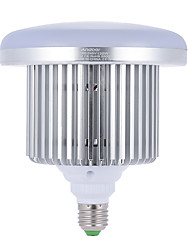 Andoer Photo Studio Photography 135W LED Lamp Light Bulb 132 Beads 5500K E27