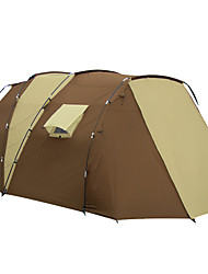 3-4 persons Camping Pad Fold Tent Camping Tent Other Material Camping & Hiking-Camping / Hiking-
