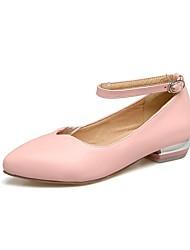 Women's Flats Comfort Ballerina Novelty Mary Jane Gladiator Flower Girl Shoes Tiny Heels for Teens Light Soles Fall Winter Customized
