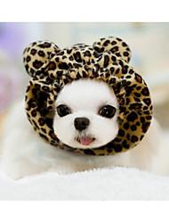 Cachorro Bandanas e Chapéus Roupas para Cães Casual Pontos