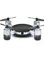 Drone MJX X906T 4CH 6 Axis With HD CameraFPV LED Lighting One Key To Auto-Return Headless Mode 360°Rolling Access Real-Time Footage Low