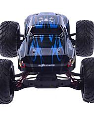 9115 Escalada de coches 1:12 Coche de radiocontrol  40 2.4G Listo para Usar 1 x Manual 1 x Batería 1 x Cargador 1 x coche RC