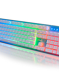 A-Jazz KJZS Gaming Keyboard Mechanical Touch3-color Backlight19Key Anti-ghosting