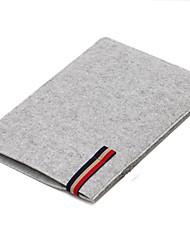 Portatile portatile 13 pollici borsa feltro di lana
