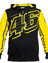 MotoGP VR46 Motorcycle Jacket Racing Suit Cotton Sweater Casual Jacket