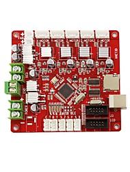 Anet a8 carte mère d'imprimante 3D anet v1.0 pour la carte mère de réimpression mendel prusa control