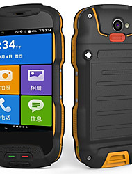 Oinom V9T IP68 MTK6735 Qual core Android5.1 smartphone waterproof 4 inch outdoor 5200mAh 4g lte rugged shockproof mobile phone