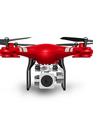 Drone SH5HD 4CH 6 Axis With 1080P HD Camera Height Holding Wide-Angle Camera FPV One Key To Auto-Return Auto-Takeoff Access Real-Time