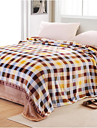 Super Soft Lattice Polyester Blankets
