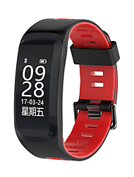 F4 Smart Sports Band with Multimode Sports Algorithms Altimeter Blood Pressure  Blood Oxygen Heart Rate Under 30 Meters