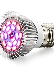 8W E14 GU10 E26/E27 Lampes Horticoles LED 18 SMD 5730 635-735 lm Rouge Bleu V 1 pièce