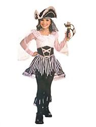 Costumes de Cosplay Bal Masqué Pirate Cosplay Fête / Célébration Déguisement d'Halloween Autres RétroHaut Pantalon Chapeau Plus
