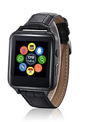 Smart WatchCalories brulées Pédomètres Caméra Suivi de distance Information Mode Mains-Libres Contrôle des Messages Contrôle de
