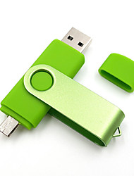 Ants USB Flash Drive OTG Pen Drive USB 2.0 4GB Pendrive Memory stick