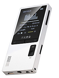 F107 HIFI MP3 Lossless Player Recording Radio Learning Mini Walkman Scalable 32GB