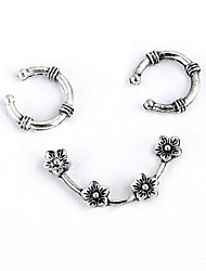 1Set Women's Stud Earrings Drop Earrings Earrings Set Fashion Vintage Bohemian Personalized Simple Style Alloy Jewelry ForHalloween Stage