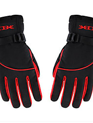 Motorcycle Gloves Knights Men And Women Electric Car Gloves Warm Riding Winter Gloves Warm Windproof Waterproof