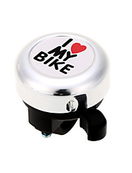 Plastic Bicycle Bell Outdoor Right Hand Bike Handlebar Clear Sound Loud Cycle Horn Alarm Warning Ring Bike Accessory