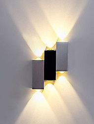 Led Integrado Moderno/Contemporâneo Escovado Característica for LED,Luz Ambiente Luz de parede