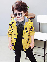 Boys' Camouflage Jacket & Coat