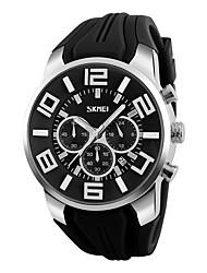 Муж. Спортивные часы Нарядные часы Модные часы Наручные часы Уникальный творческий часы Китайский Цифровой Календарь Защита от влаги