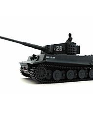 Tank 1:72 RC Car Ready-To-Go Tank