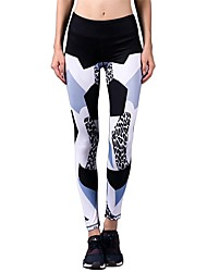 Yoga Pants Tights Bottoms Stretchy Natural Stretchy Sports Wear Women's Yoga Running/Jogging Pilates Dancing