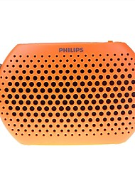PHILIPS SBM100ORG Radio portable Radio FM Enceinte interne Carte SDWorld ReceiverGris Jaune