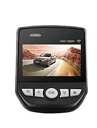 novatek 1080p DVR para Carro 2.4 Polegadas Tela Câmera Automotiva