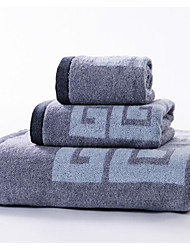 Bath Towel Set,Pattern High Quality 100% Cotton Towel
