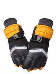 лыжные перчатки Спортивные перчатки Сохраняет тепло Катание на лыжах Повседневный Катание на коньках Зимние Зима