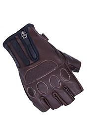 Motorcycle  Gloves Summer Half Finger Retro Motorcycle Gloves Knight Racing Gloves Men And Women